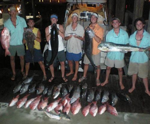 Frat Fishing