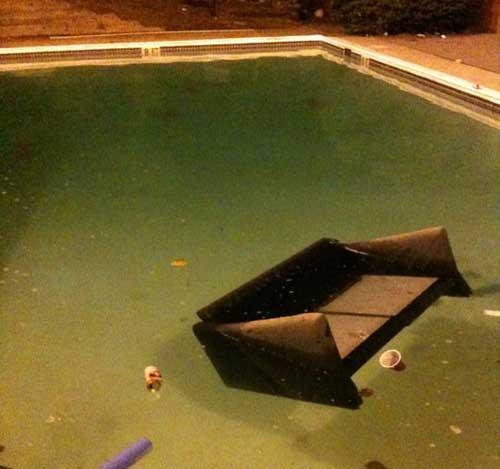 Fratcastle Pool