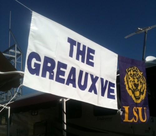 The Greauxve