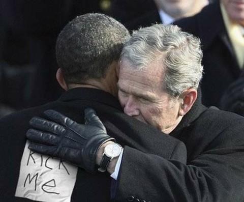 barrack-obama-and-george-w-bush-kick-me-sign-480x397
