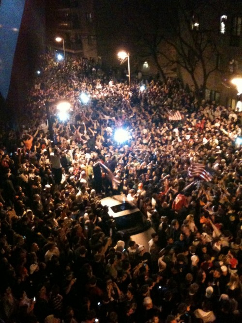 Penn State Riots for America. TFM.