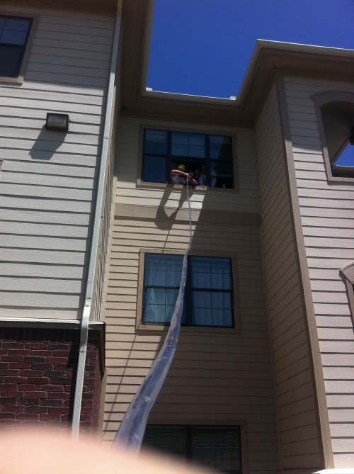 3 Story Beer Bong. TFM.