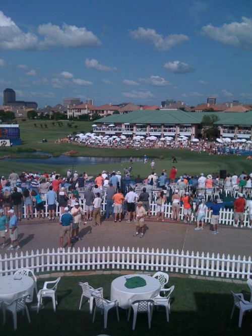 Suite on the 18th Byron Nelson. TFM.