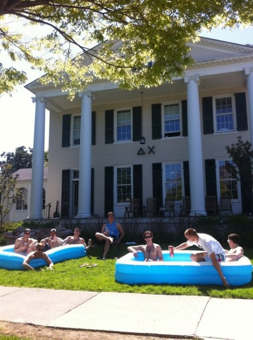 Classes are out, let the summer begin. TFM.
