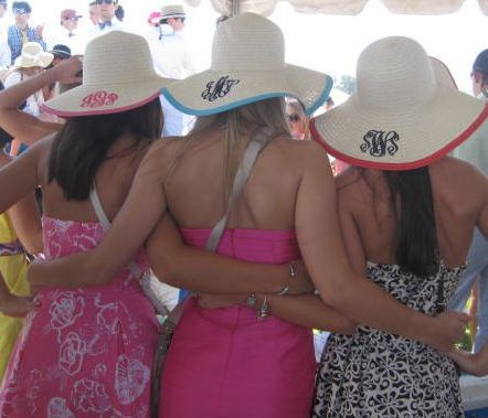 Derby Hats from Marley Lilly!