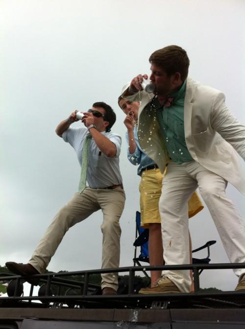 Steeplewaste 2011. Roof Shotguns. TFM.