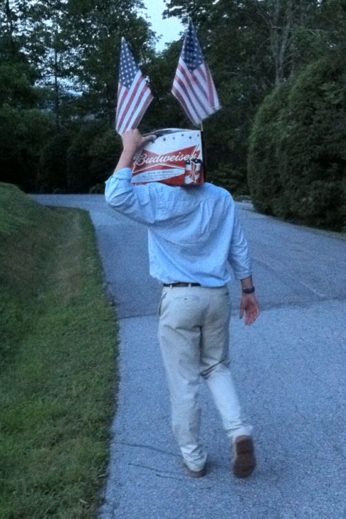 Case Race for America. TFM.