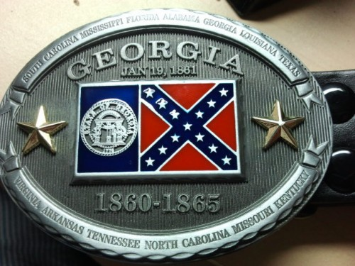 This belt buckle. TFM.