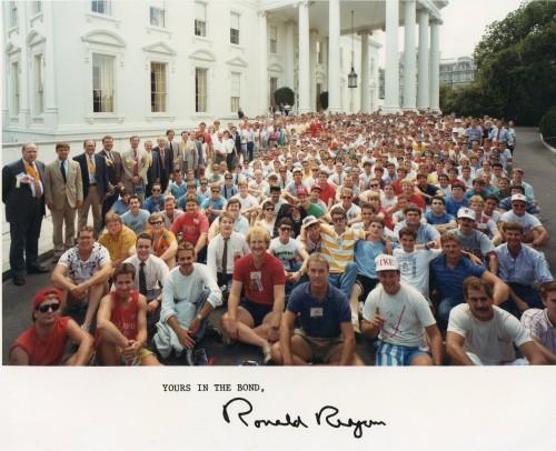 Reagan's White House