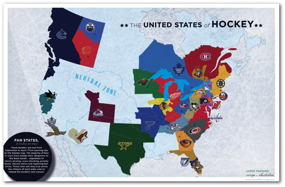 THe United States of Hockey: Beer and cheese curd fueled argument starts now.