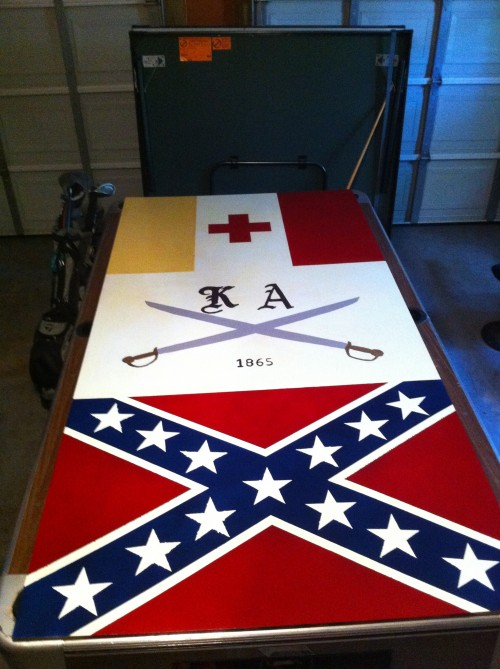 New Table. TFM.