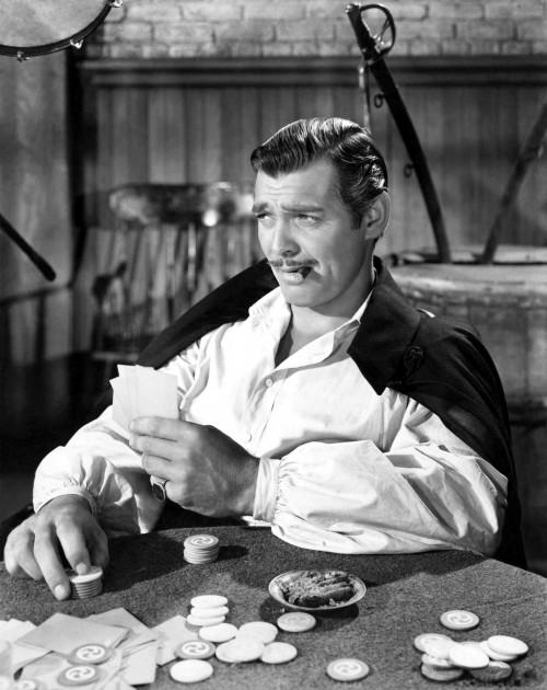 """""""Frankly my dear, I don't give a damn.""""-Rhett Butler, TFTC"""