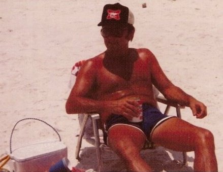Grandfather in '84. TFM.