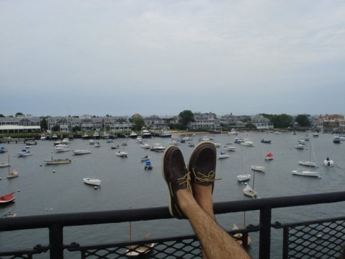 Summering in Nantucket. TFM.