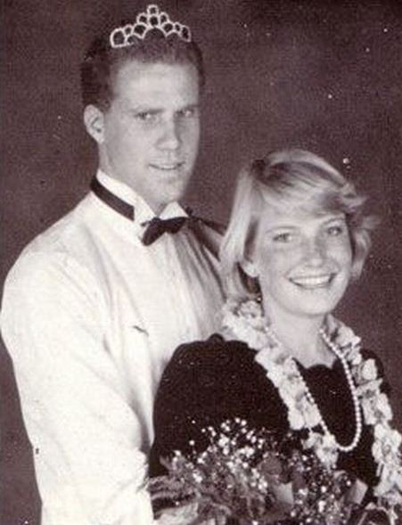 Will Ferrell's prom picture. TFTC.