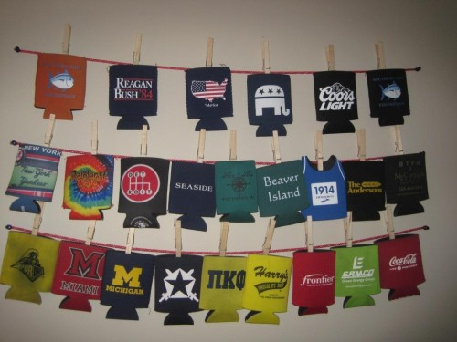 Koozie for every occasion. TFM.