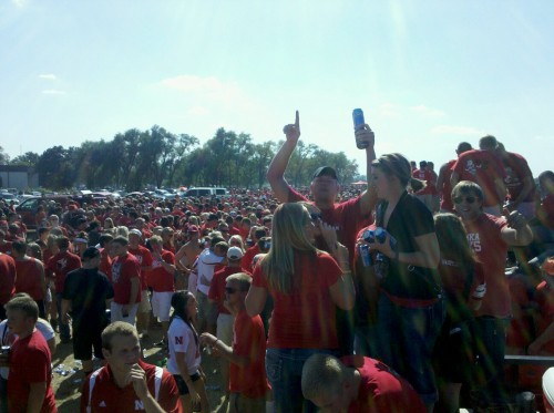 Greek Tailgate at the Reservation. TFM.