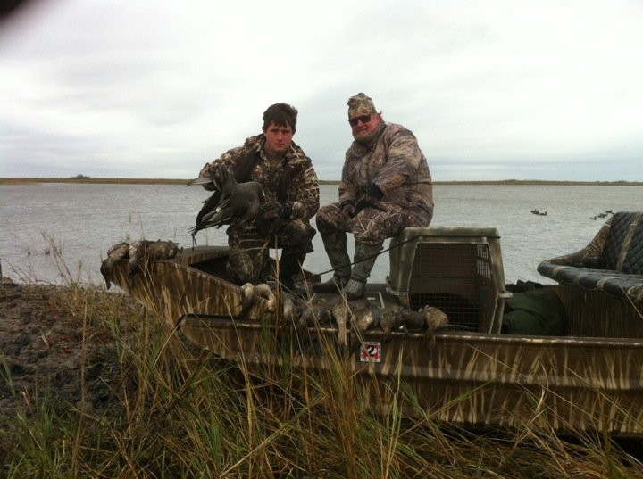 Father son hunt. TFM.