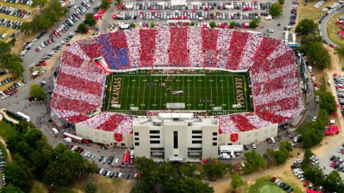 Remembering 9/11. SEC football and America. TFM.