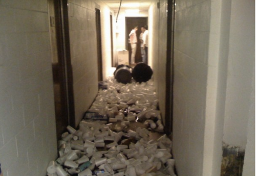 Initiation after party. TFM.
