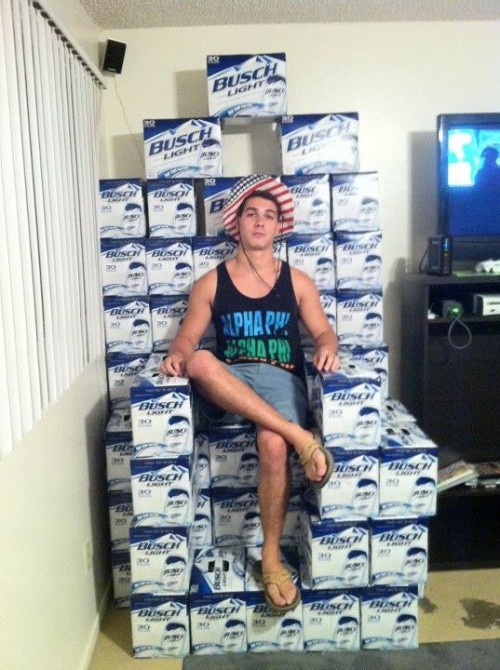 Beer throne and fuck you face. TFM.