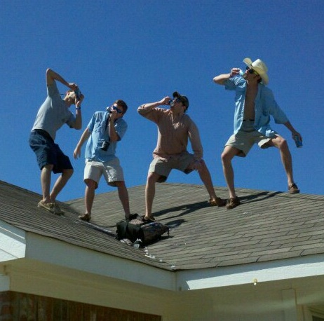 Roof Shotguns.