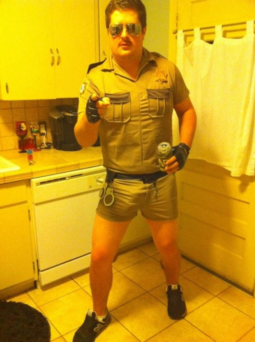 The real Lt. Dangle.