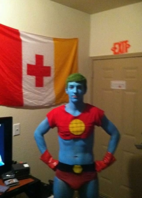 """The power is yours!"" -Captain Planet"