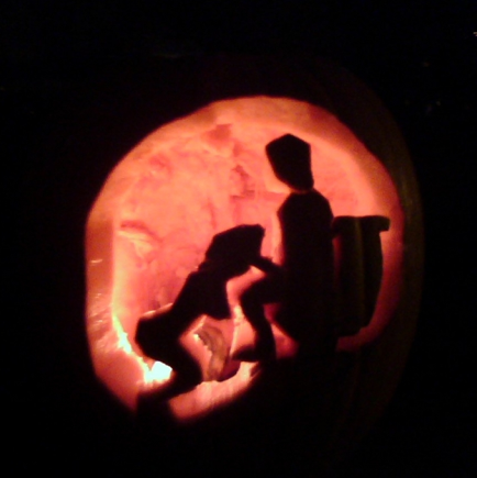 The Blumpkin Pumpkin.