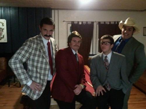 Channel 4 Frat Team.