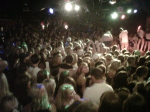 60 brothers, 800+ beautiful women, Derby Days Dance Competition.