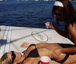 Big/Little body shots on the boat. TSM.