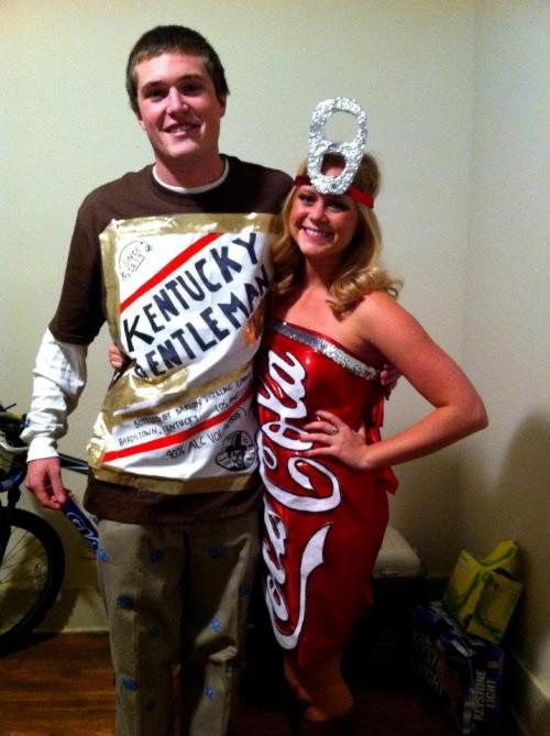 Kentucky Gentlemen and Ms. Coke.