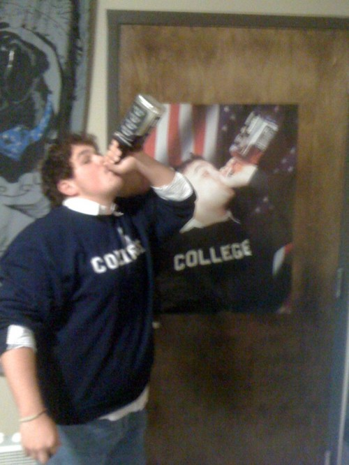Brother Bluto.