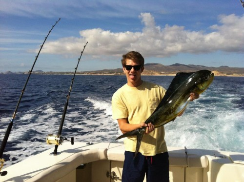Cabo out with your Dorado out. TFM.