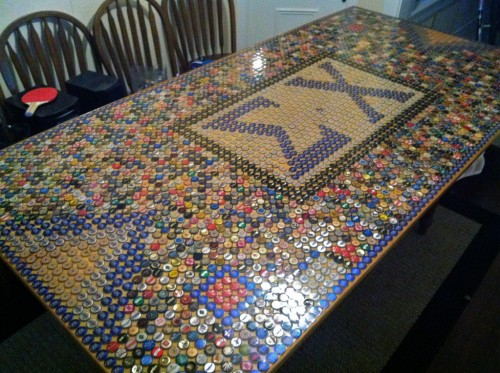 I saw another Sigma Chi table on here. This is ours.