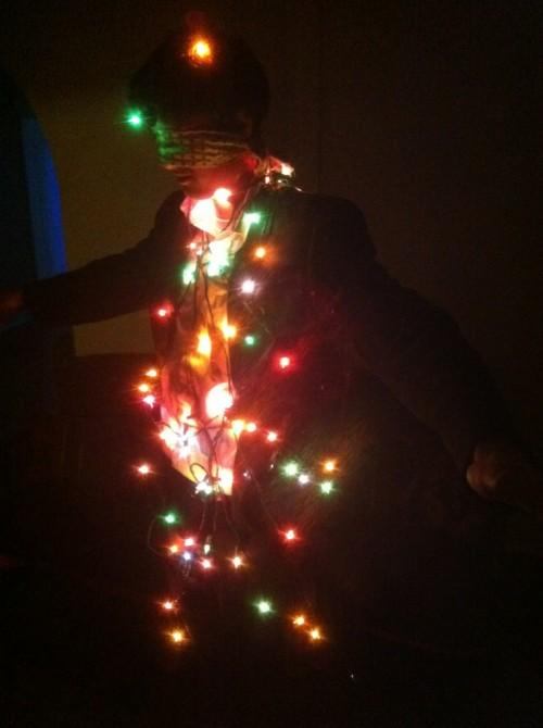 Christmas Tree Pledge.