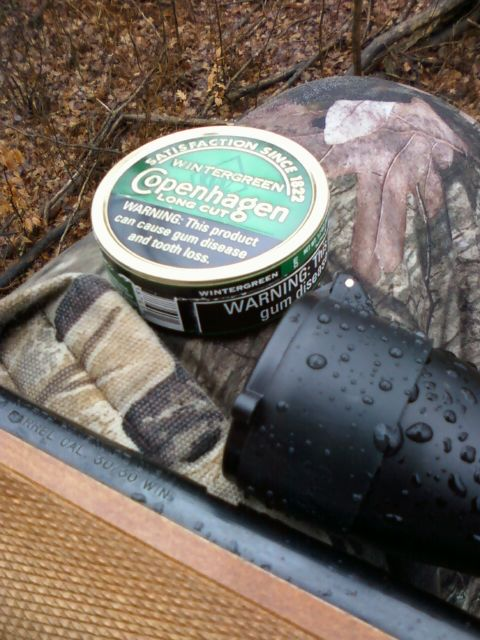 Cope Wintergreen cover scent. TFM.