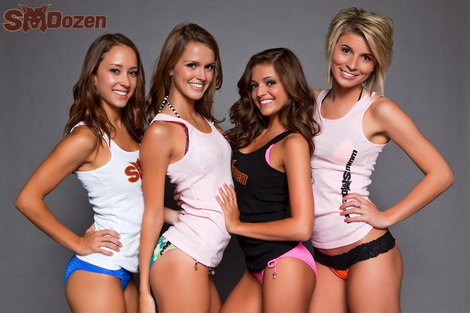 Amateur texas state university girls