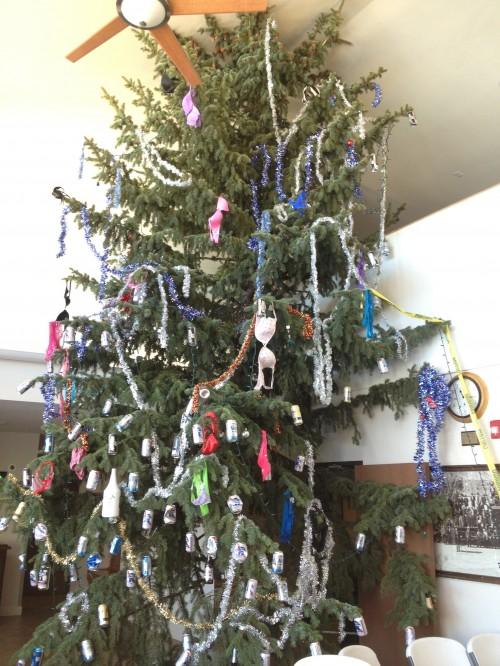 Unbeatable FaF Christmas tree.