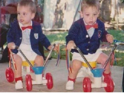 Frattastic with the twin since '88.