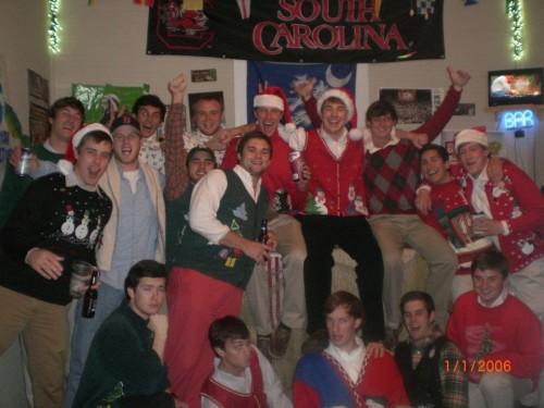 Memories of Christmas 2006.