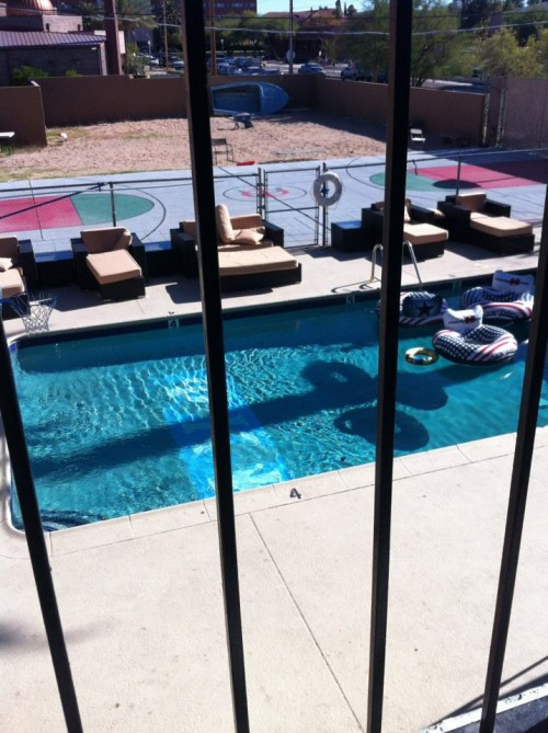 Looks like our pool has the biggest dick in the house. TFM.