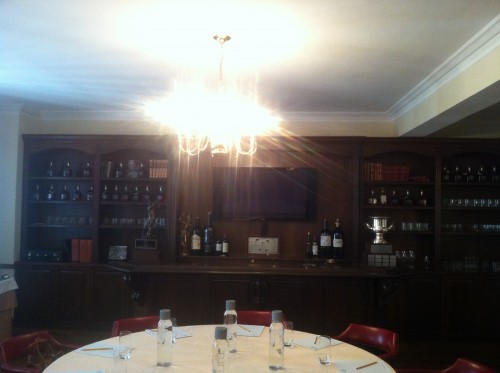 The proper bar and boardroom. TFM.