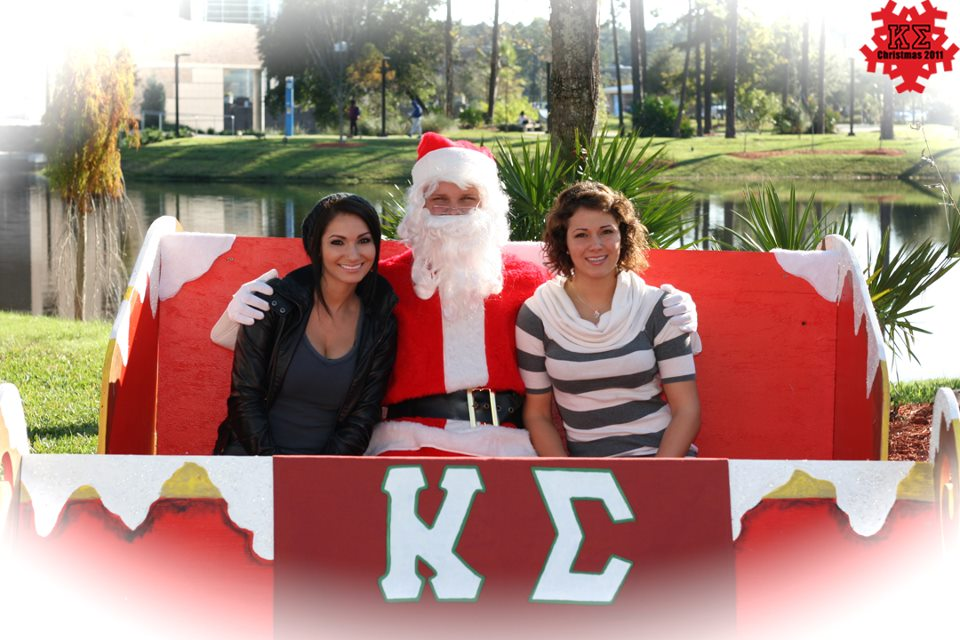 Merry Christmas from Florida. TFM.