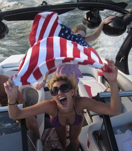I Love America! TFM.
