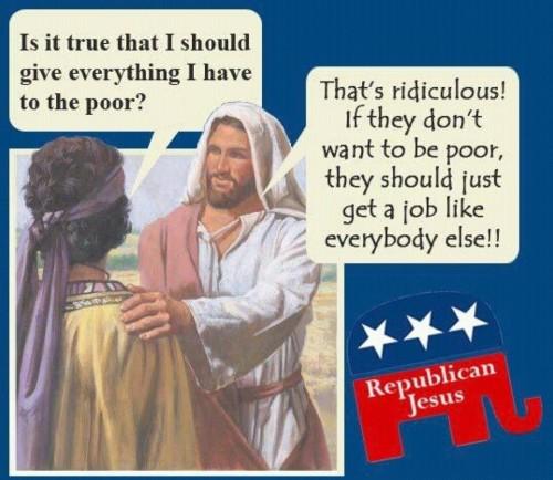 Republican Jesus. TFM.