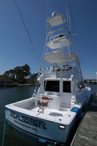 """Dominating fish on my boat """"Hazer."""" TFM."""