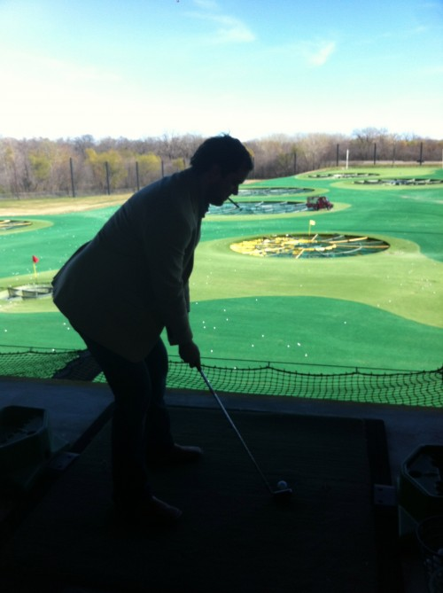 Cigs, Blazers, Top Golf, and a New Year. TFM.