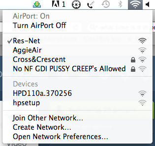 Don't want GDIs on your Wi-Fi?